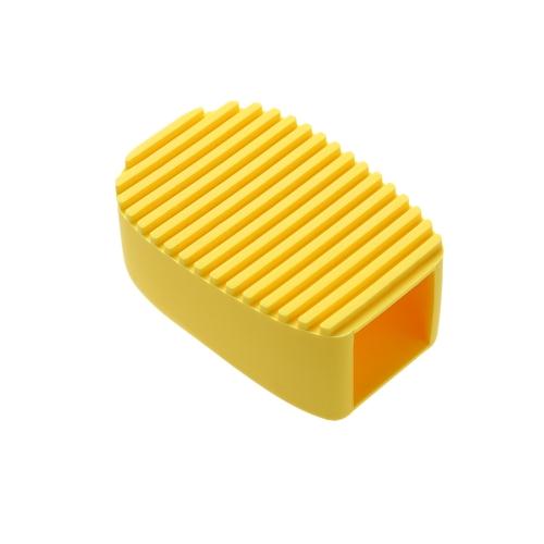 1шт 3 цветов ручной силикагель Прачечная делами мини очистки кисти очистки инструментов кисти составляют очистки кисть стиральная доска желтый