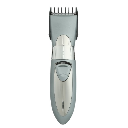 New Rechargeable Electric Waterproof Hair Beard and Mustache Trimmer Clipper for Men or Baby Hair Cutting Machine