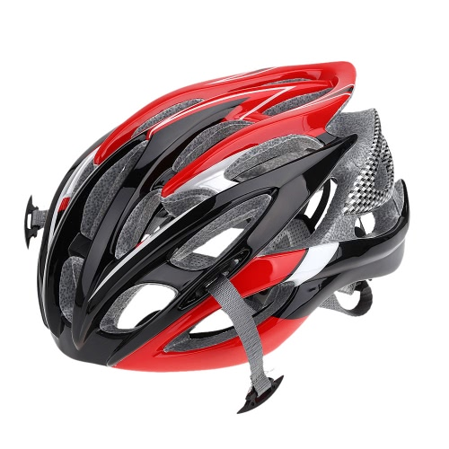 26 spacco ultraleggero EPS Sport Outdoor Mtb/Road Mountain Bike biciclette regolabile Casco da bicicletta