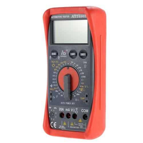 Misuratore automobilistico HD AT2150B