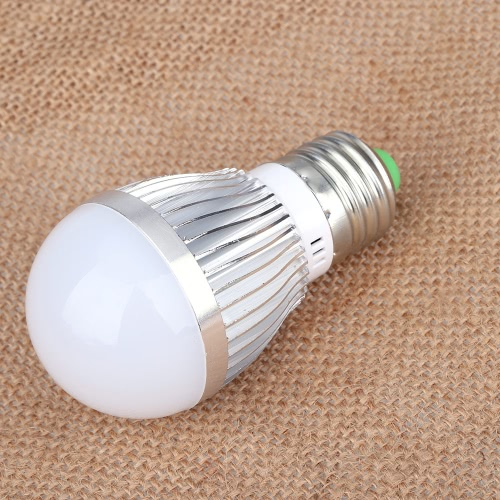 Lampadina a polveri a sfere a sfera a LED caldo bianco caldo