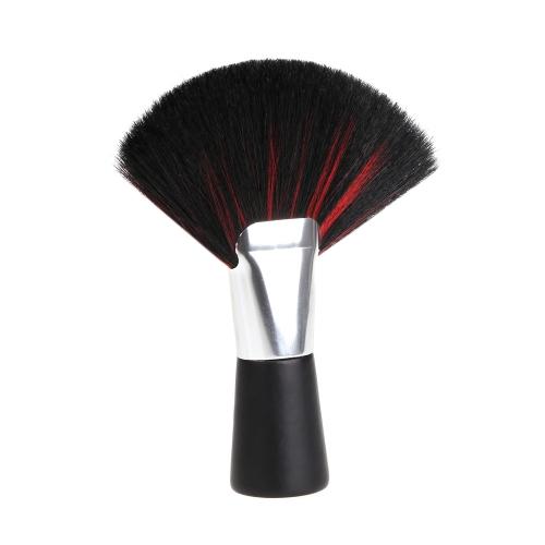 Волосы, резки шеи Duster щетку для волос стилист Парикмахерские Очистка инструмента с деревянной ручкой салон стилиста Парикмахерская