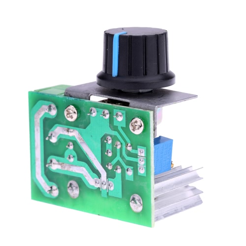 2000W AC50-220V SCR Мощный электронный модуль регулятора напряжения