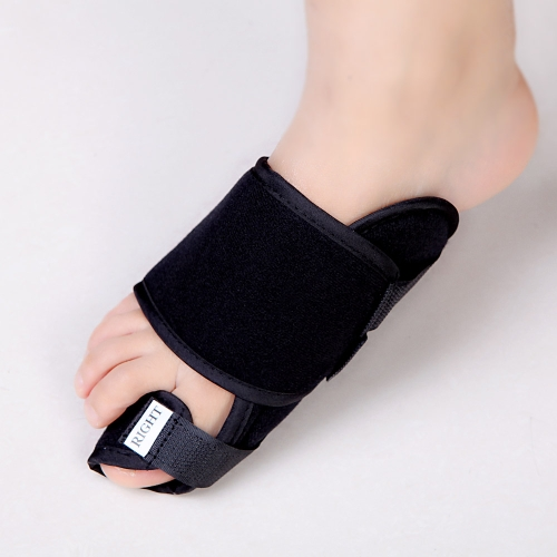 1 Pair Big Toe Bunion Splint Hallux Valgus Braces Pain Relief Corrector for Left and Right Foot
