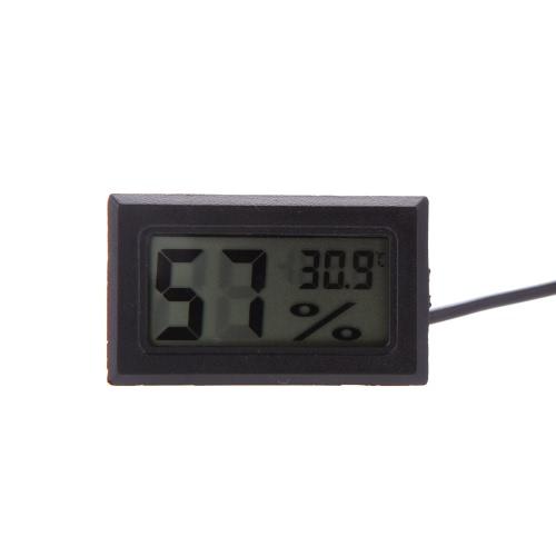 Mini-LCD-Digital-Thermometer Luftfeuchtigkeit Hygrometer