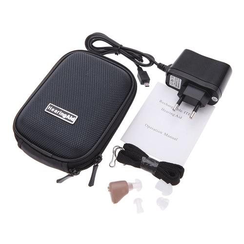 K-88 Rechargeable Digital In Ear Hearing Aid