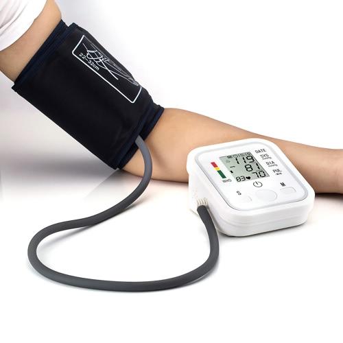Medidor de presión arterial de brazo electrónico digital