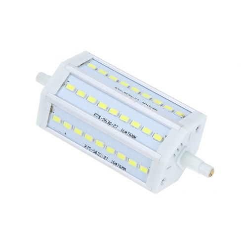R7S 10W 27 5630 SMD 118mm J118 LED Corn Lamp Bulb Light Floodlight Energy Saving High Brightness AC85-265V