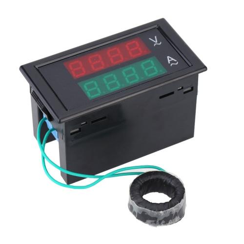 Voltmetro digitale amperometrico AC