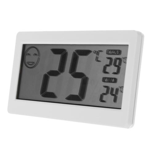 3.3 «мини LCD цифровой термометр гигрометр температуры влажности метр