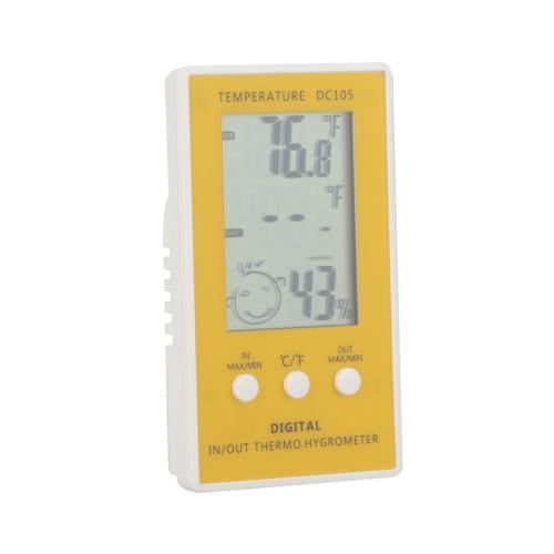 Cyfrowy termometr LCD Higrometr