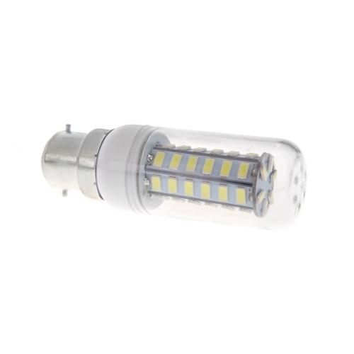B22 10W SMD 5730 48 LEDs maïs Lampe ampoule économie d'énergie 360 degrés 110V