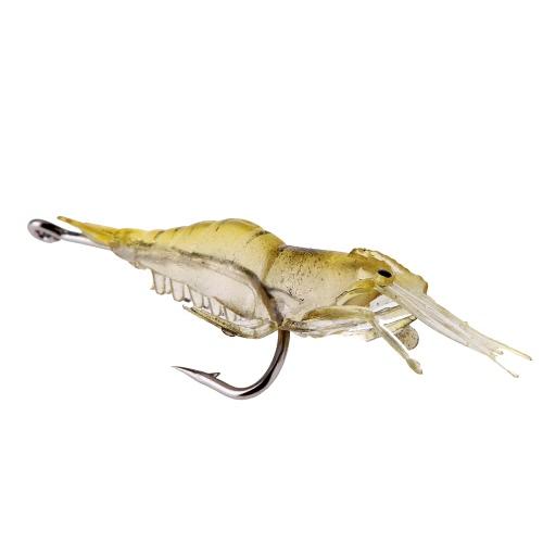 Lixada 5Pcs 4cm 2g Fishing Lure