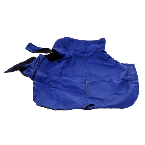 Waterproof Dog Raincoat Rain Jackets Clothes Coat for Large-sized Dogs XL Pets Supplies