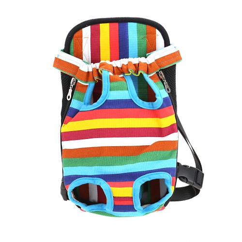 High Quality Pet Backpack Bag Chest Pack Dog Carrier Legs Out Front Style Pets Supplies