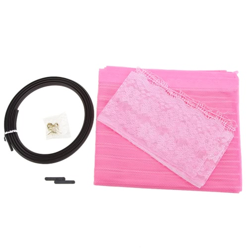 Delicate Magnetic Curtain Magic Net Screen Anti-Mosquito Bug Fly for Home Gate Door 210*90cm