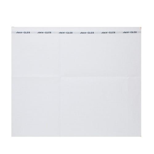 DIY Handarbeit Handarbeiten gezählt Kreuzstich Set Stickerei Kit 14CT treuen Hund Muster Cross-Stitching 44 * 35cm Wohnaccessoires