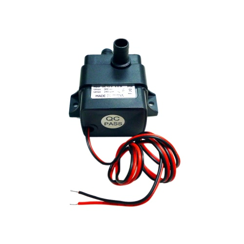DC12V 4.8W Mini Brushless Submersible Water Pump for Fish Tank Aquarium Fountain Flowerpot