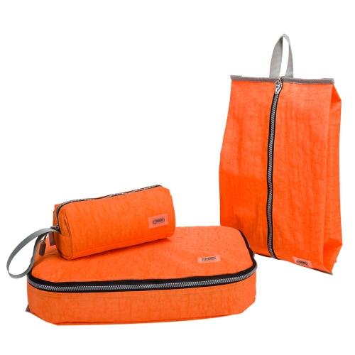 CHOOCI легкий путешествия упаковка мешки долгосрочного хранения сумка наборы для деловой поездки с трех отдельных сумки