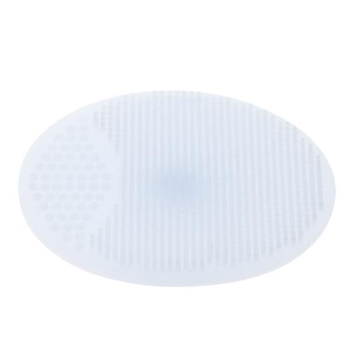 Silicona Super blanda recién nacidos multifuncional baño cepillo bebé cuidado producto