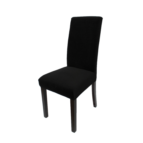 High Quality Soft Polyester Spandex Chair Cover Slipcover 54cm/59cm/66cm