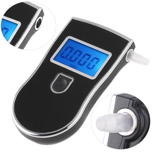 Prefessional probador Digital de Alcohol Sensor emergido plano avanzado del alcohol