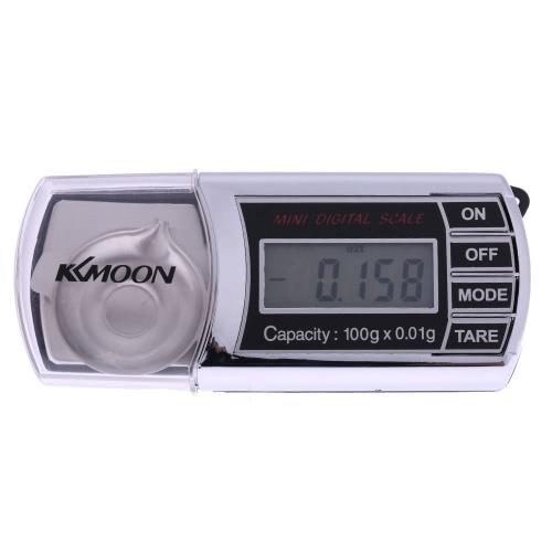 Profissional Mini Pocket Digital escala balança de precisão