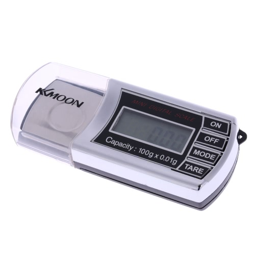 KKmoon Professional Mini Digital Pocket Scale Precision Balance