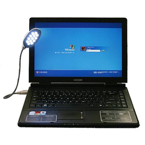 USB LED Computer Lamp