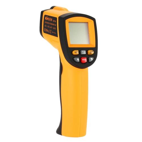 KKmoon Sem Contato Laser IR Thermomètre Digital