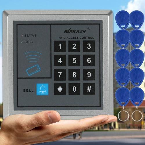 System kontroli dostępu do drzwi