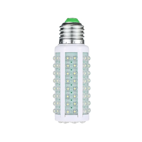 E27 Vis 7W 110V 108 LED Ampoule blanche à maïs