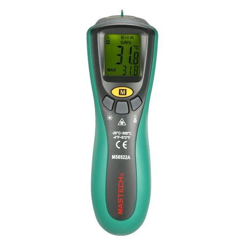 Termometro a infrarossi MS6522A