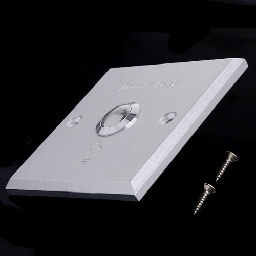 Aluminium Tür Ausgangs Stoß Entriegelung-Schalter für Zugriffskontrolle