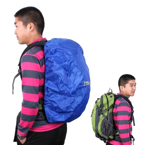 Lixada Cubierta de mochila Resistente a la lluvia del bolso impermeable para al aire libre campamento senderismo excursionismo montañismo15-35L S