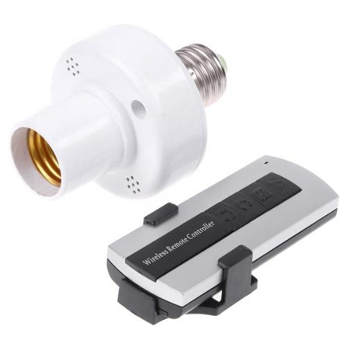 Remote Control Lamp Holder