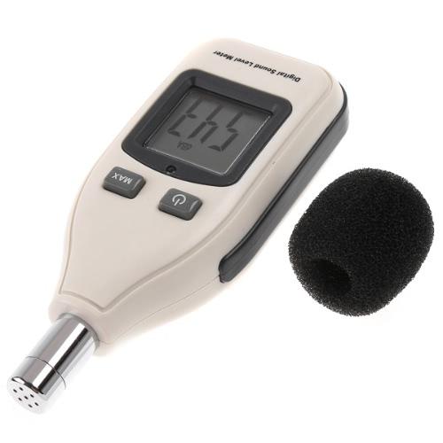 Digital Sound Level Meter Decibel Logger 30-130dB