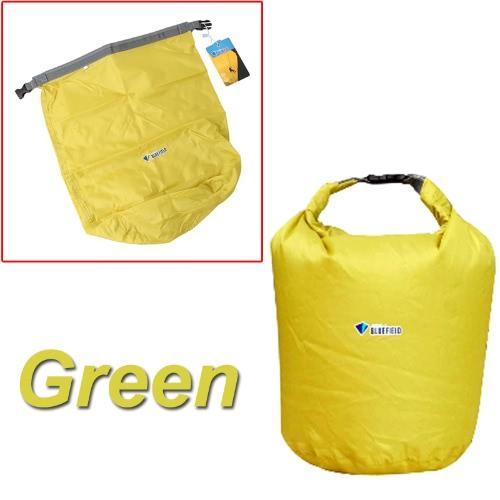70L all'aperto impermeabile Dry Bag per Canoa Kayak Rafting campeggio verde pisello