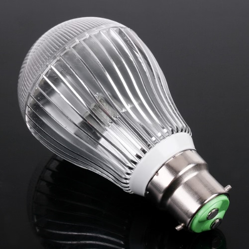 LED RGB 9W B22 Light Bulb фото