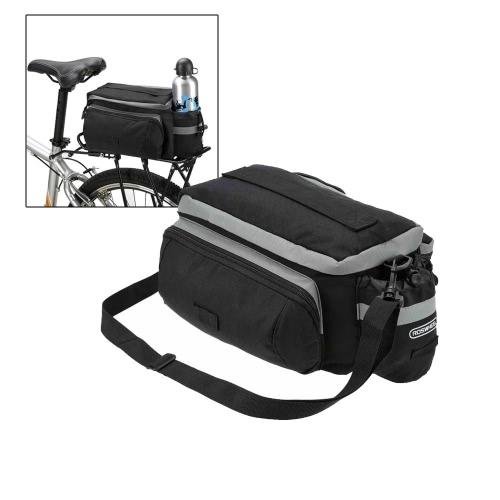 Roswheel Bicicletta posteriore tronco Bag, multifunzionale Zaini per ciclismo