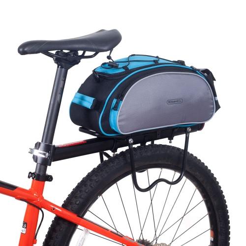 Bolsa de bicicleta multifuncional ROSWHEEL 13L