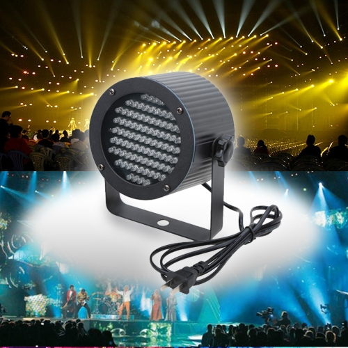 86 RGB DMX LED Lighting Projektor Stage Show Party Disco US Wtyczka