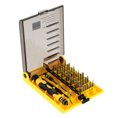 45-in-1 Professional Hardware Screw Driver Tool Kit