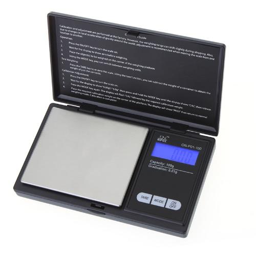 100g * 0.01g Mini Escala Digital