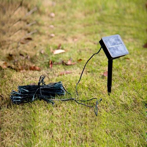 Solar LED String Light фото
