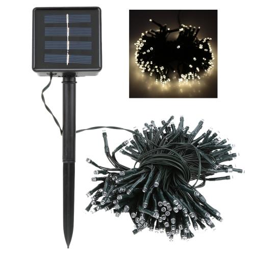 Solar LED String Light 200 LED