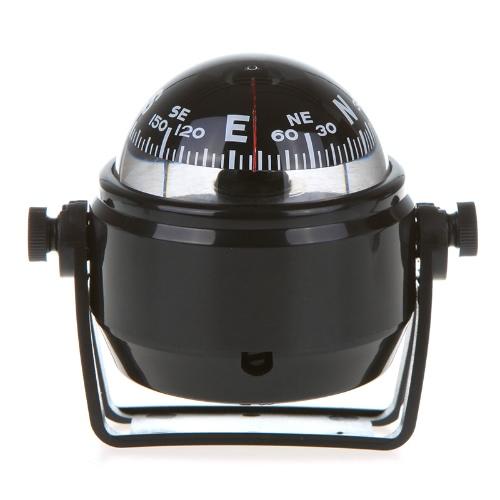 Drehbare Kompass Armaturenbrett Dash Mount Marine Boat-LKW-Auto