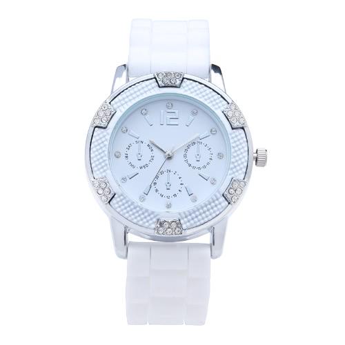 Reloj de pulsera de cuarzo con estilo