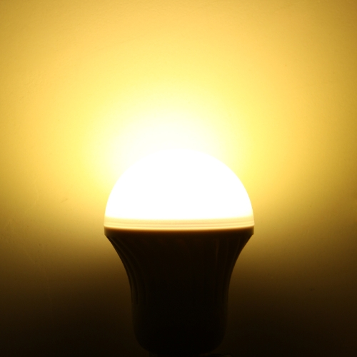 LED Light Bulb 5W E27 Warm White 220V
