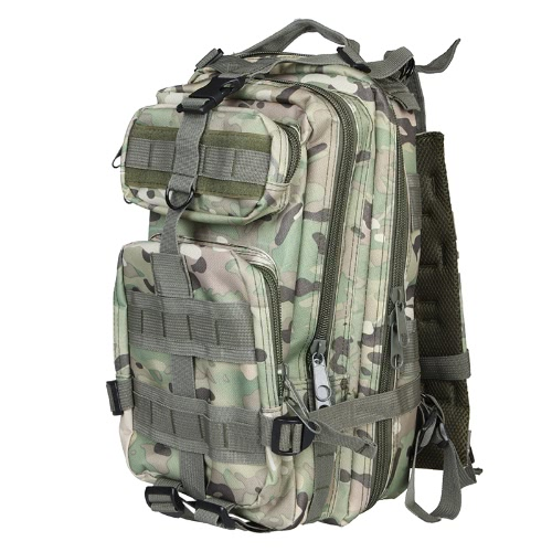 Military Tactical Army Backpack Rucksack Camping Hiking Trekking Bag Outdoor US